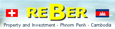 Reber Real Estate - Property and Investment , Phnom Penh, Cambodia